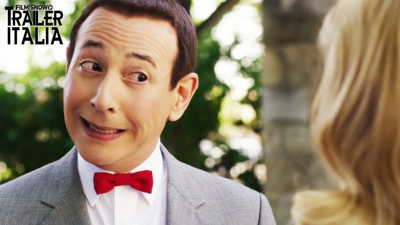 PEE-WEE'S BIG HOLIDAY Trailer Italiano - Netflix [HD]