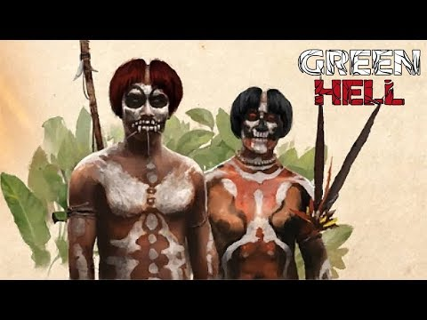 В ГОСТИ К ЯБАХАКАМ ► Green Hell #1