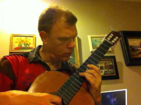 Weiss: Passacaglia for Lute - Emmett McLean