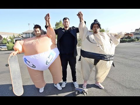 Sumo Game of S.K.A.T.E