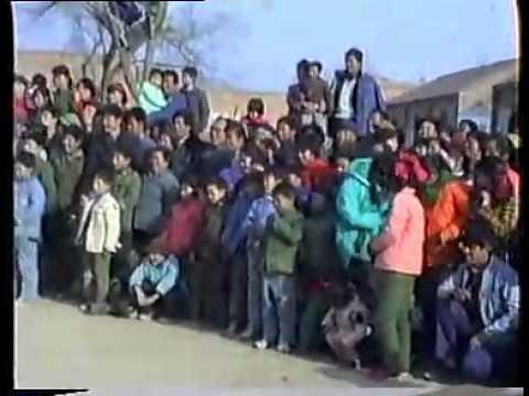 Hebei Village Martial Arts Gathering 1991