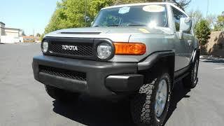 2007 Toyota FJ Cruiser 4dr SUV for sale in SACRAMENTO, CA