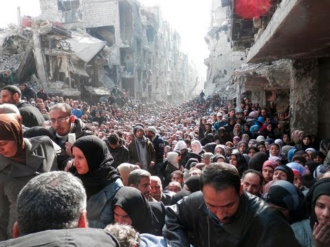 Humanitarian aid groups prepare for long-term crisis in Syria