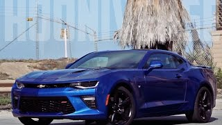 2016 Chevrolet Camaro SS: So much better than before...