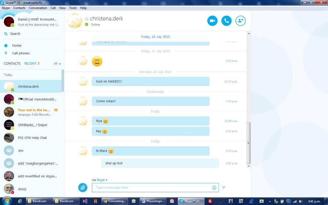 porno-skype