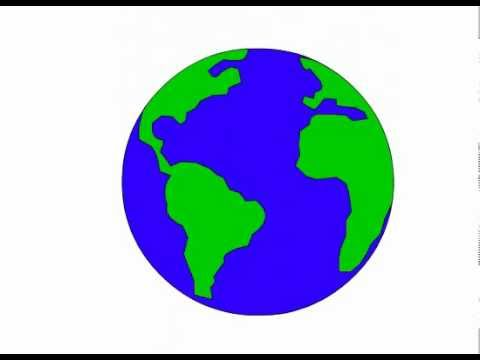Earth Day Animation