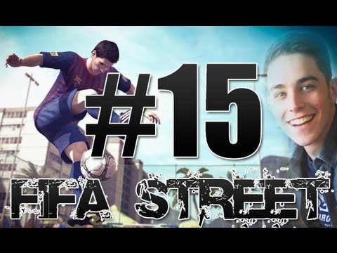 FIFA Street met Vincent #15