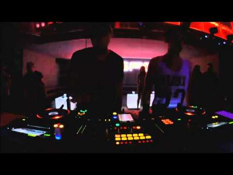 Stage Rockers live at @ForsageClub Kiev @ boiler boom party 04 07 2015