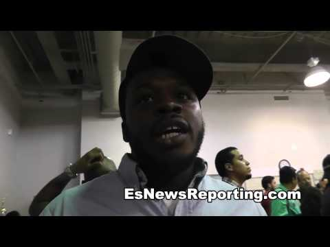 pacquiao vs algieri boxing world split over fight - EsNews boxing