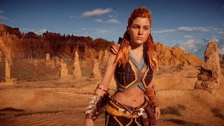 Horizon Zero Dawn (HZD) - All Outfits / Armor Showcase (All Uncommon, Rare and Very Rare Outfits)