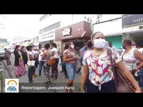 Moradores da zona rural de Feira reivindicam melhorias no transporte público