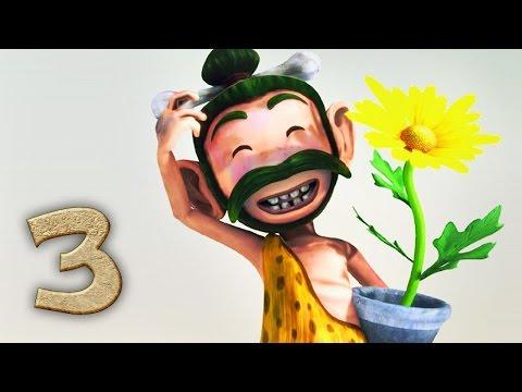 Око Леле - Серия 3 - Ночной обжора - от KEDOO мультфильмы для детей