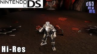 Iron Man - Nintendo DS Gameplay High Resolution (DeSmuME)