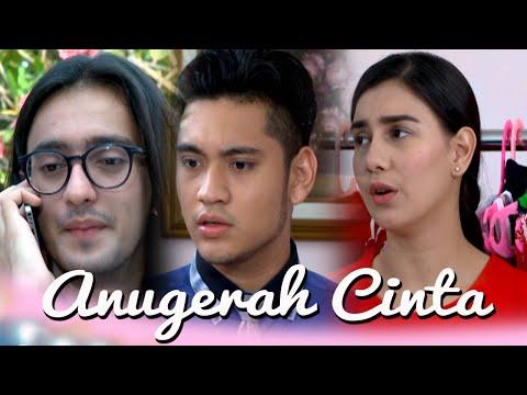 Arka Kaget Rey Kasih Baju Buat Naura [Anugerah Cinta] [11 September 2016]