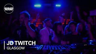 JD Twitch Boiler Room Glasgow DJ Set