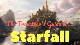 The Traveller's Guide to Starfall