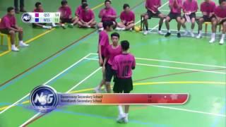 NSG 2016 with National School Sepak Takraw Championships 2016
