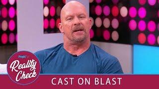 'Stone Cold' Steve Austin On Dwayne 'The Rock' Johnson, John Cena, Terry Crews & More | PeopleTV