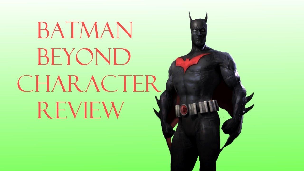 Batman Beyond Injustice Passive | www.imgkid.com - The ...