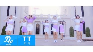 "TWICE(트와이스) ""TT"" M/V Dance Cover by D.Wice From Thailand"