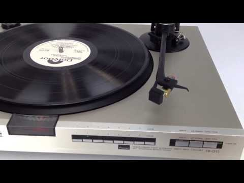 Sansui FR-D55 Fully Automatic Direct Drive Turntable