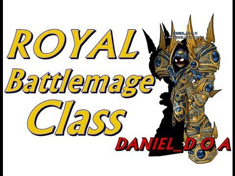 AQWorlds-como usar a royal battlemage class