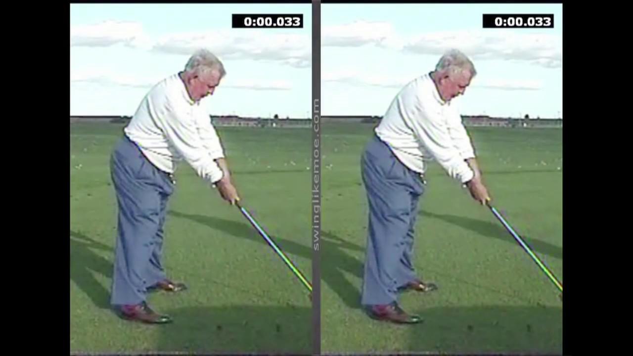 The Single Plane Golf Swing vs the