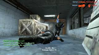 Una Partida A Lo Loco De Counter Strike Soucer ( MatriXxGames )