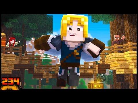 ADICIONANDO OS ELFO TUDO!! - Forever Mapa #234 - Minecraft 1.11.2 thumbnail