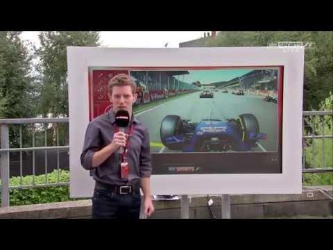 Post-Race: Analysis of Verstappen's race. Belgian Spa Grand Prix 2015 - Sky Sports F1