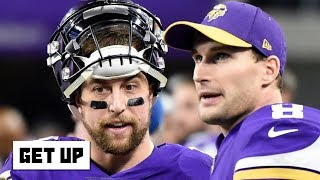 Kirk Cousins' apology to Adam Thielen is all for show - Ryan Clark | Get Up