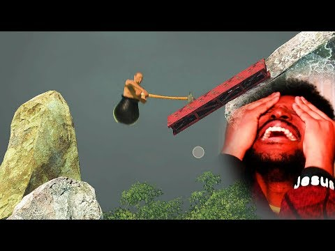 WHY WOULD SOMEONE MAKE THIS GAME!? | Getting Over It (Part 1)