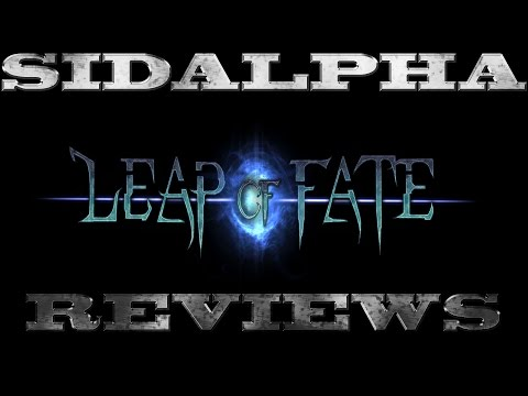 SidAlpha Reviews: Leap of Fate