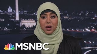 Muslim Adviser Quits After 8 Days Of Donald Trump Administration (Exclusive) | All In | MSNBC