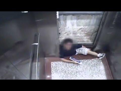 5 Horribles Tragedias En Elevadores Captadas En Video