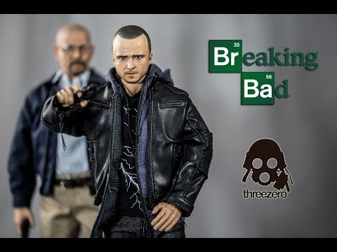 Jesse Pinkman threezero Review