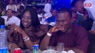Akpororo At AY Live Lagos 2017