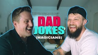 You  Laugh, You Lose // Magician Jokes