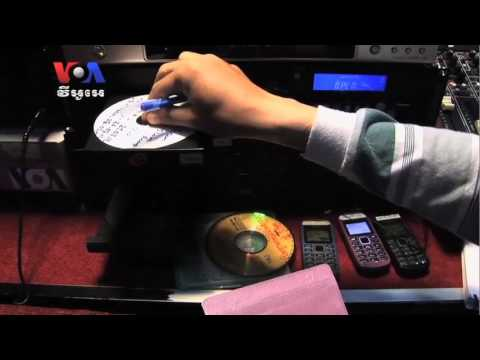 Independent Cambodian Radio Station Runs Without Jailed Owner (Cambodia news in Khmer)