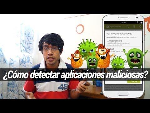 Cómo detectar aplicaciones maliciosas en Android