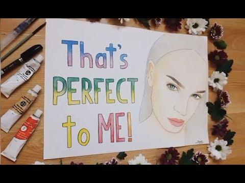 Anne-Marie - Perfect To Me [Fan Lyric Video]
