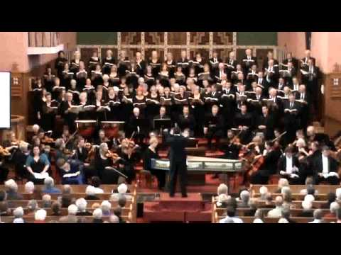 Handel: Messiah - 35 Let all the angels of God worship him (Napier Civic Choir)