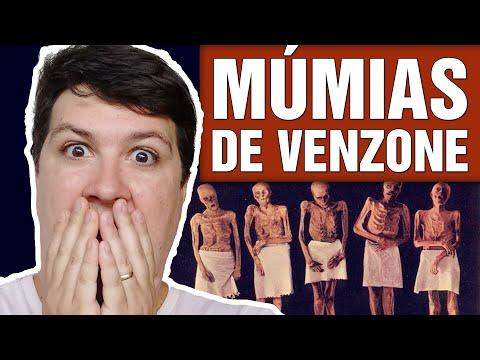 As Múmias de Venzone (#160 - Notícias Assombradas)