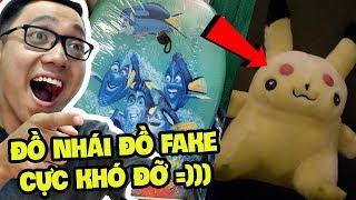TUYỂN TẬP HÀNG NHÁI KÉM CHẤT LƯỢNG NHẤT QUẢ ĐẤT!!! (Sơn Đù Vlog Reaction)