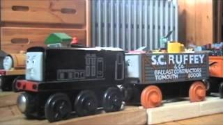 Wooden Railway Thomas & Friends: Troublesome Trucks (Song)