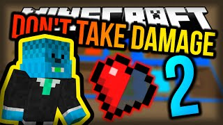 MINECRAFT: OPET IMAMO POLA SRCA | Don't Take Damage 2