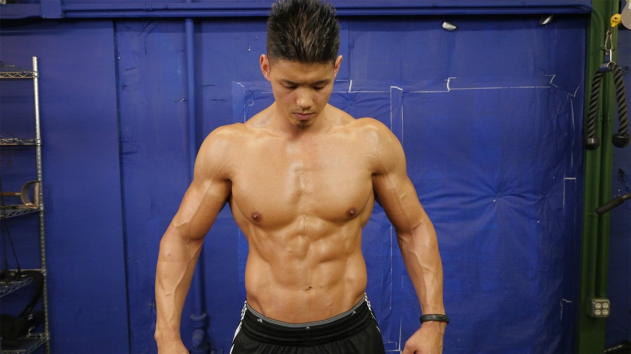 Ripped Lower Back Killer 4 Min Ripped Abs