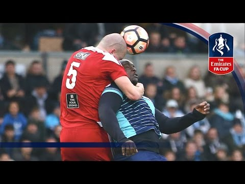 Wycombe Wanderers 2-1 Stourbridge - Emirates FA Cup 2016/17 (R3) | Goals & Highlights
