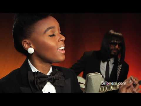 "Janelle Monáe covers Michael Jackson's fav song, ""Smile"""