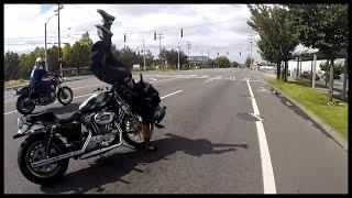 Motorcycle Crash Compilation Stunts Gone Bad Epic Stunt Fails 2015 Insane Crashes